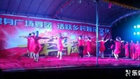 吴川静儿舞队8人队形《向上攀爬》春节晚会表演版口令分解动作教学