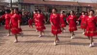 鳴鳳廣場舞《北風吹又吹》完整版演示及分解教學演示