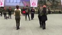 羽新摇摆哥冰红茶杯中水共舞水兵舞二套2017.3