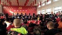 春节表演《邱子彤小街舞》附正背面口令分解教学演示