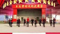 河南魯山王瓜營村愛舞者廣場舞《啞巴新娘》正反面演示及分解動作教學