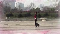 高淳香之舞《落花》编舞:云裳口令分解动作教学演示