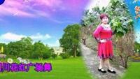 德阳中江琼华广场舞【想啊】编舞制作容容异地合屏2原创附教学口令分解动作演示