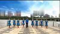 山西太原二軍廣場舞 今生相愛 表演 正背面口令分解動作教學演示