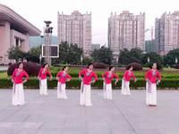 龙岩水韵佳乐广场舞 好一朵女人花 表演