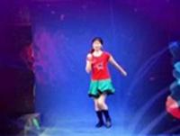華姐混混廣場舞《最幸福的人》原創附正背面教學口令分解動作演示