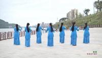 馨梅廣場舞 國韻 背面展示 團隊版 經典正背面演示及口令分解動作教學