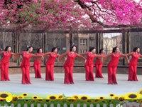 北京华丽飞歌广场舞 好一朵女人花 团队表演