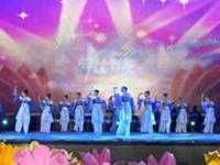 茉莉广场舞16人变队形《走江南》原创古典舞附教学正反面演示及分解动作教学