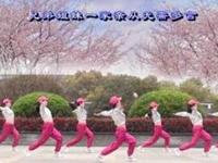 茉莉广场舞《兄弟姐妹一家亲》原创现代舞糖豆周年庆正背面演示及口令分解动作教学