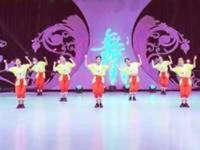 河北廊坊星月廣場舞 五環之歌 表演