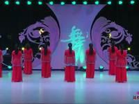 安徽芳之舞广场舞 谁懂女人花 背面展示