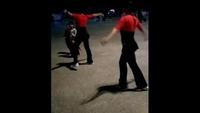玲珑舞队《俄舞》完整版演示及分解教学演示
