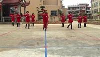 福清柯屿广场舞《拜新年》完整版演示及分解教学演示