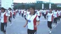 河北青龙二百街舞队广场表演24步