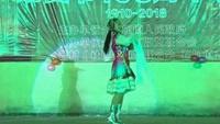 醉舞广场舞《唐古拉》演唱:秋妹妹 演绎:醉舞经典正背面演示及口令分解动作教学