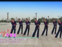 江西江财飞悦舞蹈 月落泉 表演 原创附教学口令分解动作演示