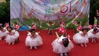 皇冠廣場幼兒園舞蹈《把舞兒跳起來》口令分解動作教學演示