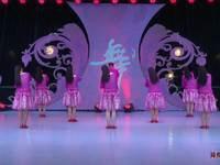 北京玉淵潭金鳳廣場舞 我和你 背面展示