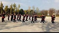 云雪廣場舞《向上攀爬》口令分解動作教學演示