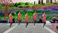 金寶辣媽廣場舞 新媽咪《草原的味道16步》正反面演示及分解動作教學