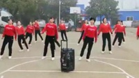 团东雨蝶广场舞《爱在草原》