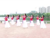 安徽芜湖飞翔广场舞 好一朵女人花 表演
