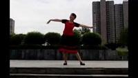 鑫子舞蹈《吉祥六鼎山》原创附正背面教学口令分解动作演示