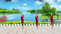 麻陽同同廣場舞《大風歌》編舞制作~霞依正背面演示及口令分解動作教學