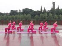 和县美姿瑜伽广场舞 古典舞 落花 表演