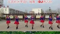大郢社区翠韵广场舞 《DJ唐古拉》完整版演示及口令分解动作教学