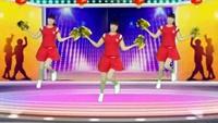 征集:四川山妹子廣場舞原創《新年財運到》正背面加經典正背面演示及口令分解動作教學
