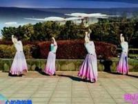 芳华岁月舞蹈《纳木错的眼泪》编舞萃萃 附正背面口令分解教学演示