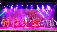 红舞林.六陈镇西街舞蹈队《最炫民族风》原创附正背面教学口令分解动作演示