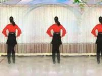大建明子廣場舞《中國歌最美》原創32步 附口令分解動作教學演示