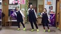帅帅老师的学生《俄舞》完整版演示及分解教学演示