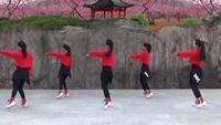 兰州莲花广场舞《舞力全开》原创附教学口令分解动作教学