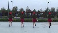 灌南堆溝 愛尚廣場舞《林中鳥》16步附分解正背面演示及口令分解動作教學