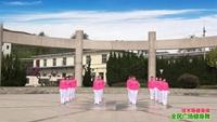 陕西华州金堆钼都梦之队舞蹈 佳木斯健身操 表演 团队版 附正背表演口令分解动作分解教学