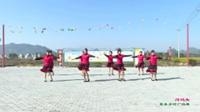 广西贵港市三里电影院文艺队舞蹈   闯码头 表演 团队版