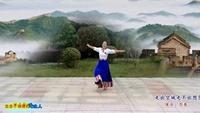 碟之韵舞蹈队《走出空城走不出想念》编舞:春英老师正反面演示及分解动作教学