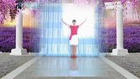 樱飞漫雪广场舞(美丽中国)编舞(杨艺老师)完整版演示及口令分解动作教学