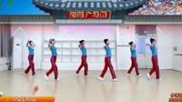 刘荣广场舞《小村庄之恋》原创舞蹈 正背面口令分解动作教学演示