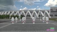 汪清滨河一队舞蹈 葬花吟 表演 团队版 正背面演示及口令分解动作教学