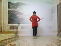 太湖彬彬广场舞《莫愁啊莫愁》原创古典形体舞 附正背面口令分解教学演示