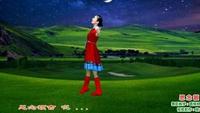舟山香樟树广场舞《思念额吉》附教学编舞:五朵金花正背面演示及慢速口令教学