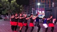 開心姐妹組廣場舞《兔子舞》口令分解動作教學