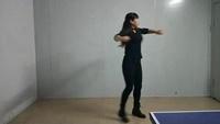 阿梅廣場舞(英文健身操)完整版演示及口令分解動作教學