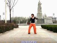 玉全舞蹈《街舞少年》原创舞蹈 正背面演示及口令分解动作教学