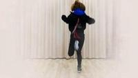 云儿舞动青春  街舞《中枪舞》 改编:附背面教学完整版演示及口令分解动作教学